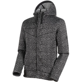 Mammut Chamuera ML Hooded Jacket Men, black